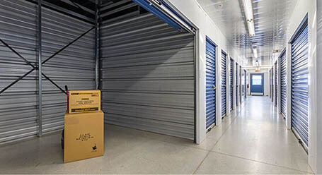 StorageMart on Wharncliffe Road in South London Climate Controlled Units