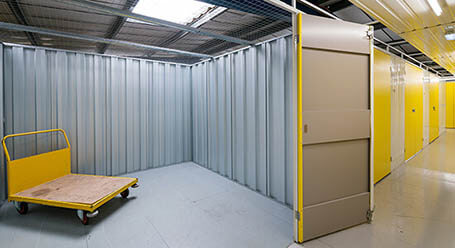 StorageMart near Willowbrook Road in Worthing indoor self storage units