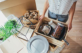 Tips on renting storage and making the most of your storage space