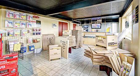 StorageMart sur Rue-Clemenceau a Beauport unité d'entreposage