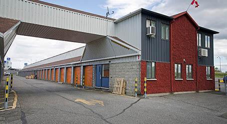 StorageMart sur Rue-Clemenceau a Quebec mini-entrepôt