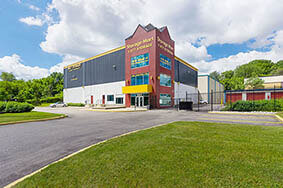 Todd Baylis Storage Units in York, Ontario