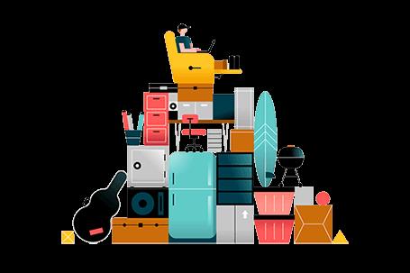 StorageMart Unités d'entreposage