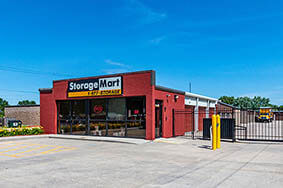 Windsor Heights IA self storage facilities