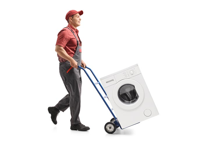 Storing-A-Washing-Machine