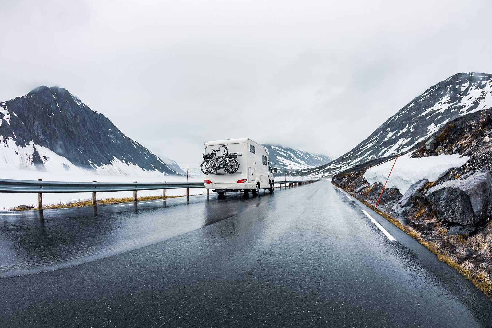 Obtenga nuestros mejores consejos para almacenar su RV para el invierno